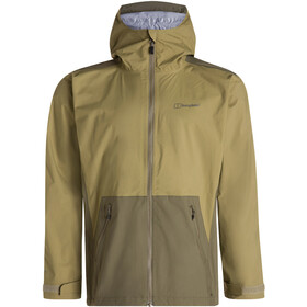 Berghaus Deluge Pro 2.0 Jacket Men olive drab/ivy green